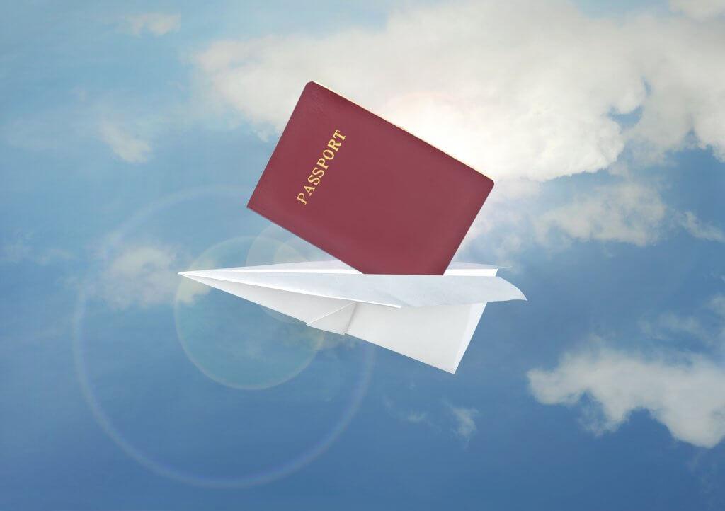 航空券の手配